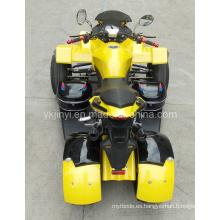 Alta Estabilidad en Caminos ATV 250cc Doble Asientos
