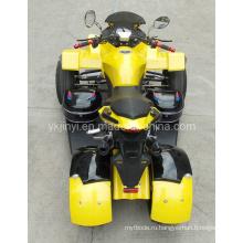 Высокая стабильность на дорогах ATV 250cc Double Seats