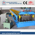 High Quality Decking Floor Roll Former Machine