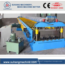 Low Consumptionhigh Productivity Floor Deck Panel Roll Forming Machine