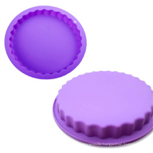 Silicone Pan for Baking Cake Pizza Bread Easy to Clean