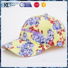 Factory direct sale strong packing metal mesh eyelet baseball cap 2015