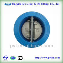 butterfly valves body handwheel water fittings light valve valve cast iron low pressure valve