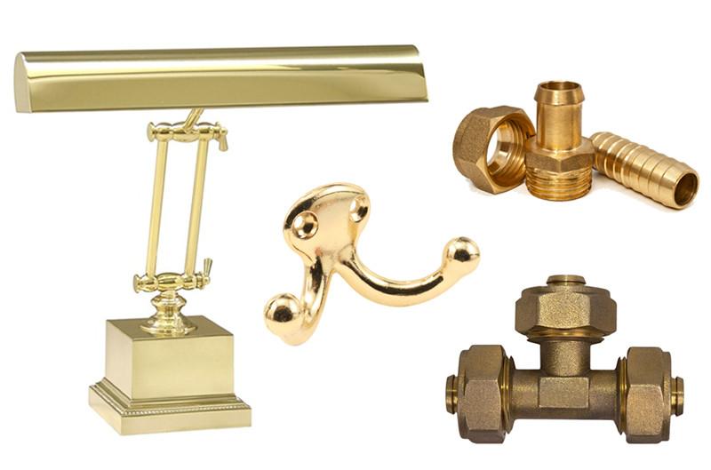 Precision-Brass-Casting-Brass-Alloy-Casting-Custom-Brass-Die-Casting