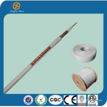 Cable coaxial del CCTV del cable 5D-Fb hecho en China