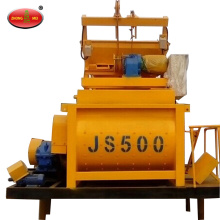 Industrial Automatic Large Electric Concrete Mixer