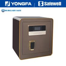 Coffre-fort électronique de cambriolage d'affichage d'affichage à cristaux liquides de BS-Jh45blm de Yongfa