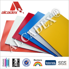 Architectural Exterior Wall Cladding ACP Sheet