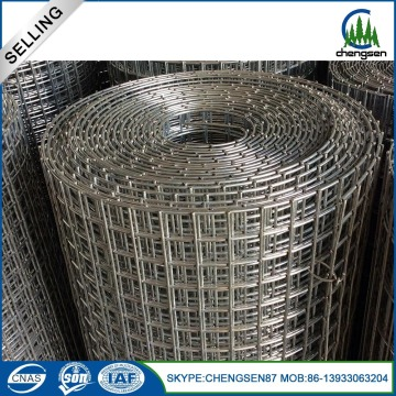 301 Stainless Steel Welded Mesh logam