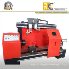 Horizontal Tank Welding Machine for Air Compressors