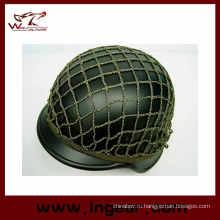 Морской пехоты США армии военный шлем чистая сетка