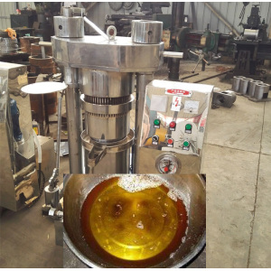 Hot Selling Hydraulic Olive Oil Press Machine