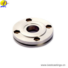 High Quality Brass Forging Parts with Nickel -Plated