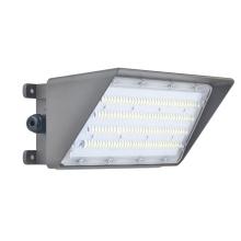 Luminaria de montaje en pared de Led Led ajustable de 55W