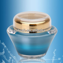 UFO Shape Luxury Acrylic Jar 15ml 30ml 50ml
