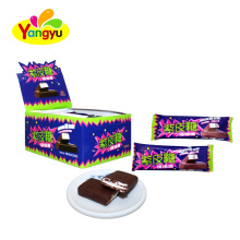 Marshmallow Factory Sweet Crispy Chocolate Coated Marshmallow Supplier