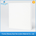 Popular decorative material perforated square ceilings panel clip-in aluminum ceiling tiles