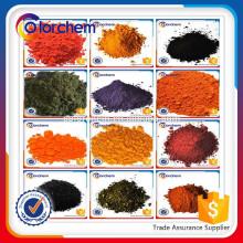 Fluoreszenzfarbstoffe für Baumwolle, Textilien, Papiere, Leder.