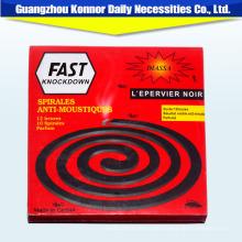Eco-Friendly Smokeless Black Mosquito Repellent Incense Coil
