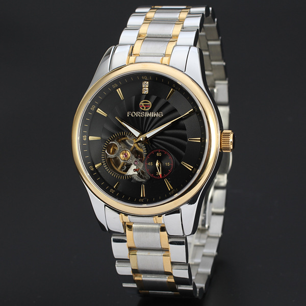 3ATM Water resistant 316l stainless steel watch