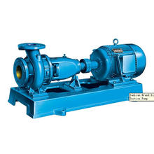 Is/Isr Type Single Stage Single Suction Pump--Sanlian/Kubota
