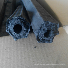 El carbón de leña de la briqueta del serrado del hexágono del Bbq de la venta al por mayor del precio al por mayor para la venta