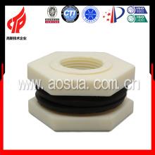 Châssis de refroidissement de 1,5 pouces / accessoires de la tour de refroidissement avec du plastique