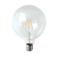 LED Filament Light G125-Cog 8W 800lm 8PCS Filament