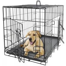 Metalldraht Hund Zwinger