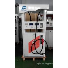 Nuevo dispensador de combustible con impresora
