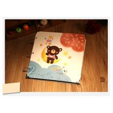 Scrapbook de decoração de papel para Kits DIY 1247
