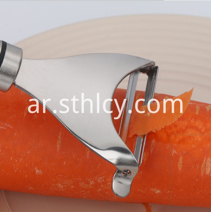 Stainless Steel Vegetable Peeler Knife4