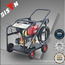 BISON CHINA TaiZhou Multi Power Diesel Engine High Pressure Washer HONDA