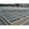 Serrated galvanized steel grating weight