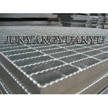 High Quality Industrial Factory for Hdg Stair Grating Hot Dipped Galvanized Steel Grating supply to Western Sahara Manufacturer