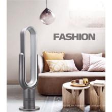 LIANGSHIFU Presión de teclas Ventilador sin aspas de piso de 18 pulgadas Refrigeración por aire