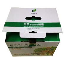 Eco-friendly Corrugated Cardboard Display Paper Box