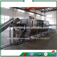 Équipement de machine à blanchir en spirale en Chine