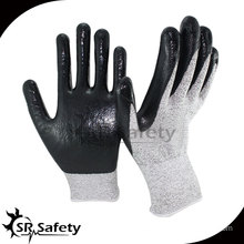 13 gauge Cut Resistant Nitrile Working Glove/Nitrile Coated On Palm Gloves
