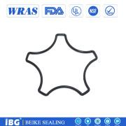 Kundenspezifische Silikon Pentagram Dichtung