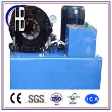 Máquina que prensa de la manguera que prensa de la manguera hidráulica de Finn Power P20