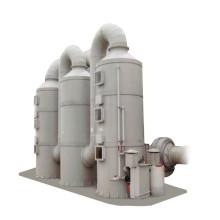 Torre de lavado de gas FRP o torre de tratamiento de líquidos