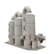 Torre de tratamento de gás ou torre de tratamento de líquidos FRP