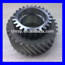 Non-standard Double helical gear/ Herringbone gear