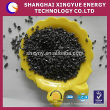 Prix de SiC de poudre de micron de carbure de silicium de la haute pureté 98.5% de noir