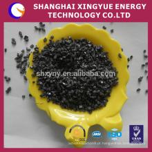 Alta pureza 98,5% min Black Silicon Carbide Micron Powder SiC price