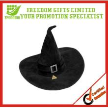 Disfraz de bruja de terciopelo negro Disfraz de disfraces de Halloween