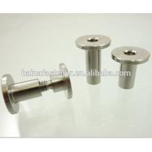 customized flat head socket countersunk bolt ,socket countersunk head bolt