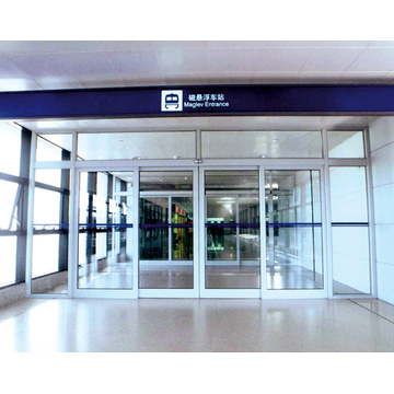 Exterior Automatic Sliding Door Operators for Commercial