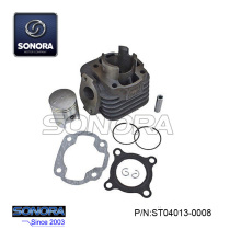 Minarelli / YAMAHA Orizzontale 2T A / C JOG 50cc 40MM Cylinder Kit (P / N: ST04013-0008) Superiore